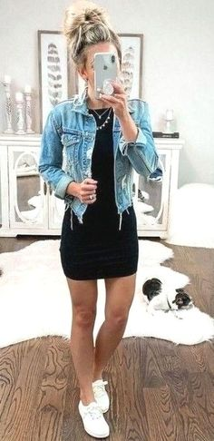 15 Trendy Spring Outfits for Teen Girls. 15 Trendy Spring Outfits for Teen Girls Outfit Ideas For Teen Girls, Spring Outfits For Teen Girls, Trendy Summer Outfits, Teenage Girl Outfits, Cute Comfy Outfits, Teen Fashion Outfits, Mode Outfits, Look Fashion, Fashion Teens