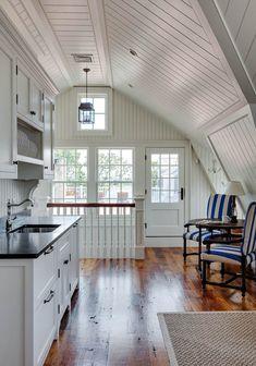 Coastal New England Harbor House | Patrick Ahearn