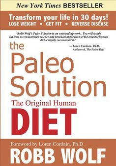 Robb Wolf, author of the book, The Paleo Solution, is well known in the Crossfit community and its offshoots as a nutrition lecturer. He's a sharp guy, a biochemist, and good-natured—an athlete with a good sense of humor who pulled those qualities together to give us this understandable, easy-to-read coverage of how foods move through the human body. He makes the science understandable to even the most stubborn of us.