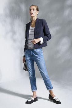 SAINT LAURENT 男性も参考にしたい2016年春夏ウィメンズルック 21選 | Fashionsnap.com