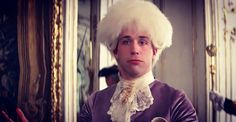 Pinto from Animal House in his experimental Rococo days