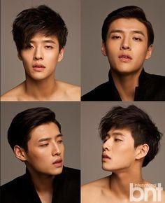 Korean Wave, Korean Star, Kang Haneul, Kim So Eun, The Age Of Innocence, Yoo Ah In, Handsome Korean Actors, Woo Young, Moon Lovers