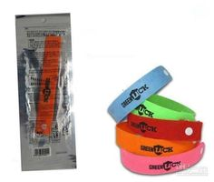 Mosquito Bracelets - Set of 25 for $5.00Deet Free ! - ON HAND ! - They Do Really Work ! Repels Mosquitos, Gnats, See-Ums, Midges and other biting insects with a
