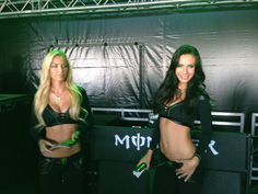 Monster's girls from Czech Republic