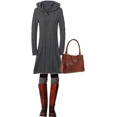 I could see myself in this. [created by allthingschic on Polyvore]