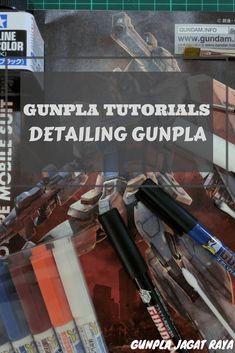 Gundam Tutorials and Gundam Projects Review