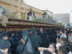Procession - Guatemala, Guatemala- Guatemala -Antigua Guatemala . Semana Santa Processions,