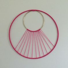 Make your own modern dreamcatcher with this simple DIY | Being Spiffy