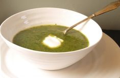 5:2 Diet Recipes – Filling Spinach and Puy Lentil Soup