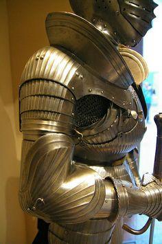 Maximilian armour arm defenses by THoog, via Flickr