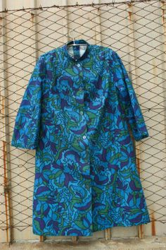 Vintage retro kappa 50 60 70 80 -tal sommar blommig blåbär på Tradera. http://www.tradera.com/item/163302/206994315/vintage-retro-kappa-50-60-70-80-tal-sommar-blommig-blabar