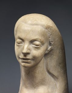 Lillian Gish Artist:Isamu Noguchi (American, Los Angeles, California New York) Medium:Botticino marble × 11 × 11 in. Hans Arp, Lillian Gish, Isamu Noguchi, Alberto Giacometti, Japanese American, Auguste Rodin, Museum Collection, American Artists, Contemporary Artists