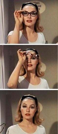 Julie Newmar 1960's