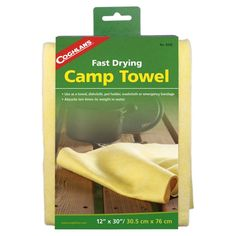 Coghlan's Camping Towel – Buy towels online| Active Outfit