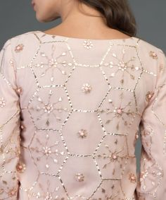 Product Zoom Gota Patti Suits, Hand Embroidery, Long Sleeve, Sleeves, Blouses, Tops, Wedding, Women, Fashion