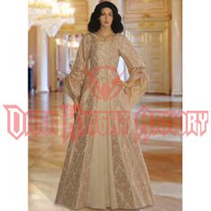 Fairytale Princess Gown - MCI-107 from Dark Knight Armoury