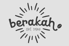 BERAKAH Café Studio on Behance