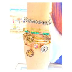 summer time #charmedarms!