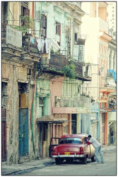 "Cuba after Castro - I must say....""socialism"" really works.....just check out Cuba after the devil took over...."