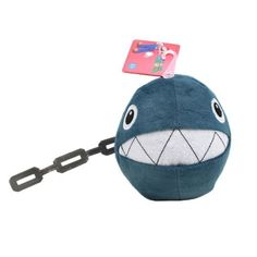 Little Buddy Official Super Mario Plush Chain Chomp Super Mario 5, Mario Bros., Chain Chomp, My Buddy, Plush Animals, Soft Dolls, Doll Toys, Skateboard, Nintendo