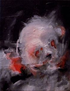 Original Horror Painting by CES  Halloween by PaintingsbyCES