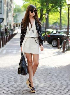 Ngắm nghía style của cô nàng hot fashion blogger Andy Torres - Kenh14.vn