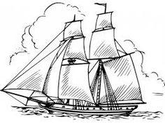 Картинки по запросу корабль рисунок