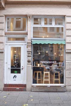 Hamburg, St. Pauli: Pop up Café Tornqvist specialty coffee places