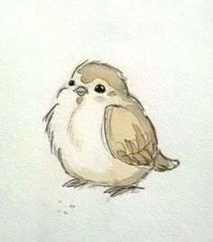 I want to pinch it's fat little cheeeeks. Love it. little bird sketch and watercolor – mike martin I want to pinch it's fat little cheeeeks. Love it. little bird sketch and watercolor – mike martin Bird Drawings, Animal Drawings, Pencil Art Drawings, Watercolor Bird, Watercolor Paintings, Tattoo Watercolor, Watercolor Ideas, Watercolors, Watercolor Sketch