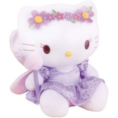 Pelúcia Fairy Hello Kitty Multibrink