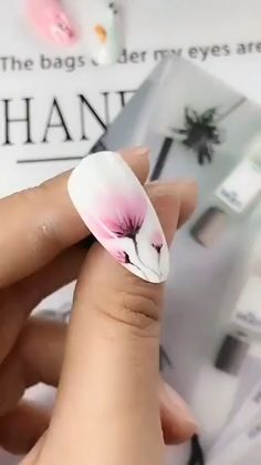 Manicure Video Tutorial Flower Manicure Video Tutorial, For more nail art videos, please visit our website.Flower Manicure Video Tutorial, For more nail art videos, please visit our website. Rose Nail Art, Floral Nail Art, Gel Nail Art, Nail Art Diy, Acrylic Nails, Gel Nails, Stiletto Nails, Nail Polish, Nail Art Designs Videos