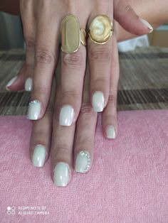 Nails, Rings, Jewelry, Fashion, Finger Nails, Moda, Jewlery, Ongles, Bijoux