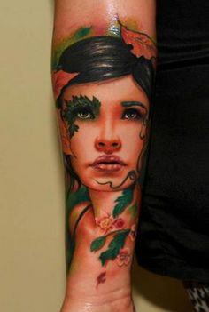 Stunning work by Riccardo Cassese.  #tattoos