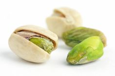 These nuts contain the right balance of healthy fat, protein, and fiber, and together they rev your metabolism and keep you feeling satisfied. About 50 pistachios equals one serving, so pop some in a bag and munch when youre feeling snacky. Healthy Fats, Healthy Life, Healthy Snacks, Healthy Eating, Pistachio Butter, Pistachio Gelato, Pistachio Biscotti, Metabolism Boosting Foods, Diet Recipes