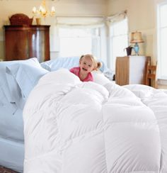 Cuddledown 233TC Down Comforter, Queen, Level 4, White by CUDDLEDOWN. $449.00. Introductory comforter. Down proof, smooth 233 thread count, 100-percent cotton cambric. Hypoallergenic 600 fill power european duck down fill. Made in USA by Cuddledown of fine imported materials. Finally, a warm, light down comforter that's a great value, and made by hand! Our Primary Comforter is our basic, but that doesn't mean basic quality. Each one is stitched in our Portland, Maine factory,...