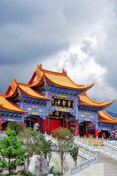 Chongsheng temple, Yunnan China