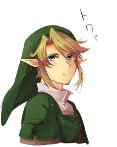 Link by mermerzelda
