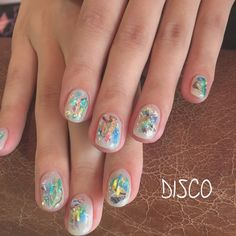 Beautiful nail art designs that are just too cute to resist. It's time to try out something new with your nail art. Stylish Nails, Trendy Nails, Garra, Fancy Nails, Cute Nails, For Your Nails Only, Les Nails, Modern Nails, Easy Nail Art