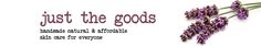 Products | just the goods  handmade natural & affordable skin care for everyone