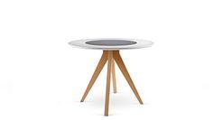 MOYA :: tables :: ALEK Central Point, Infinite, Conversation, Modern Design, Furniture Design, Stool, Tables, Meet, Design Ideas