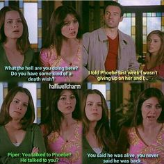 Charmed Quotes, Julian Mcmahon, Charmed Tv Show, He Is Alive, 2 Broke Girls, Shannen Doherty, The Mindy Project, Beverly Hills 90210, Boy Meets World