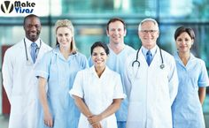 Health care professionals highly demanded in Australia.