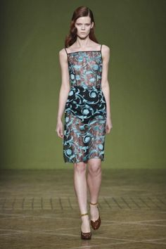 Jonathan Saunders Ready to Wear Fall Winter 2013 London