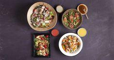 4 ιδέες για σάλτσες βινεγκρέτ Blue Cheese Vinaigrette, Strawberry Vinaigrette, Vinaigrette Salad Dressing, Citrus Vinaigrette, Salad Dressings, Green Lettuce, Roasted Shrimp, Roasted Mushrooms, Vinaigrette