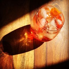 King of the Brunch Cocktails: the Aperol Spritz