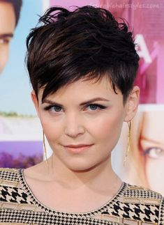 40+ Chic Short Haircuts: Popular Short Hairstyles for  - 13 #ShortHairstyles