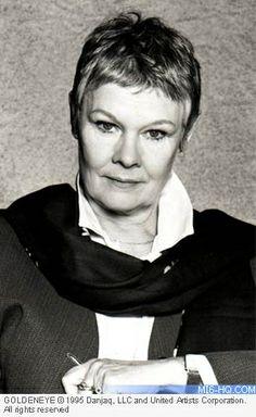 Judi Dench in GoldenEye (1995)