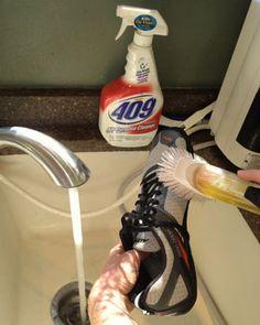 Altra Zero Drop Shoes - Helping you Learn To Run Better - http://blog.altrazerodrop.com/tips/cleaning/