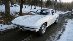 1964 Chevrolet Corvette Tanker 327/375 HP, 1 of 38 Produced - Sold at Mecum Auction Houston, TX 2015 for $220,000