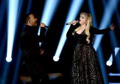 Pin for Later: Pour Voir les Meilleures Photos des Billboard Music Awards, C'est Par Ici! John Legend et Meghan Trainor